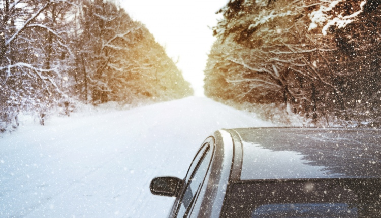 How To Drive Safely On Icy Surface