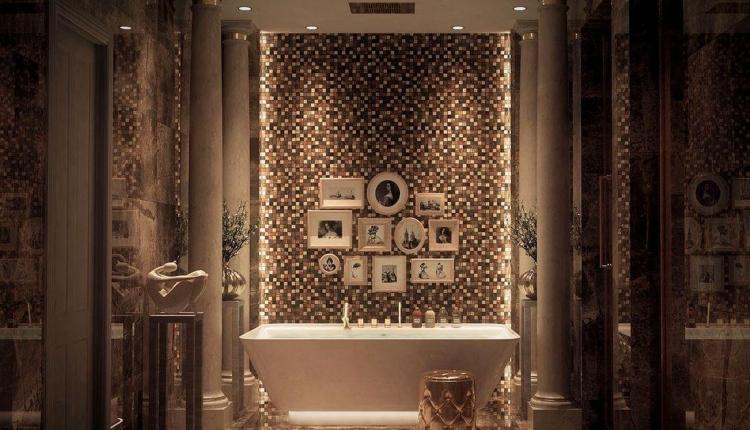 Use Luxury Bathroom Furniture To Make It Perfectly Beautiful