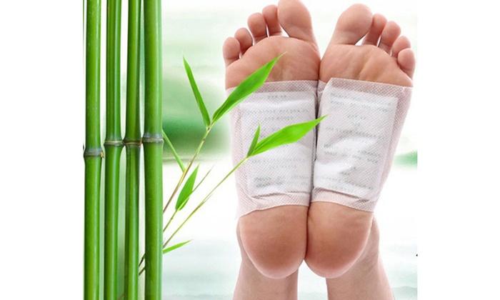 Secret Health Benefits of Detox Foot Patches