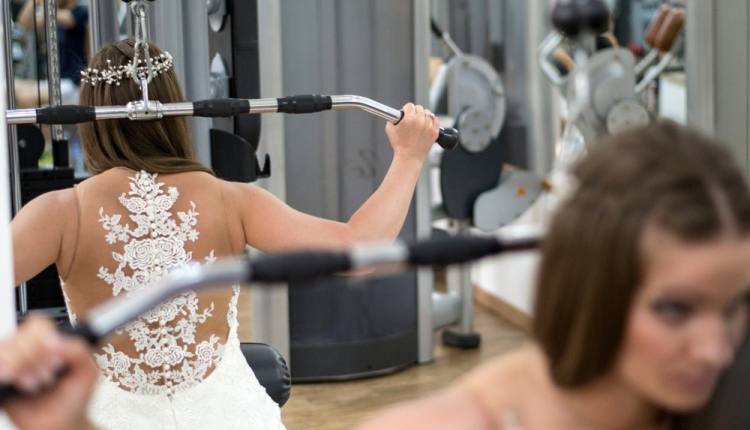 How to Reach Your Wedding Day Fitness Goals