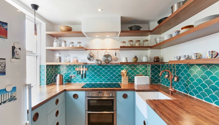 Vertical Storage Ideas To Get The Most Of Your Kitchen Space