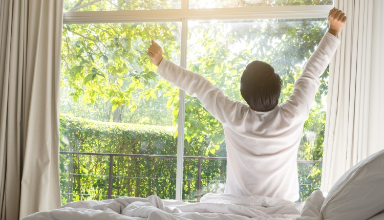 The Benefits Of A Good Night's Sleep