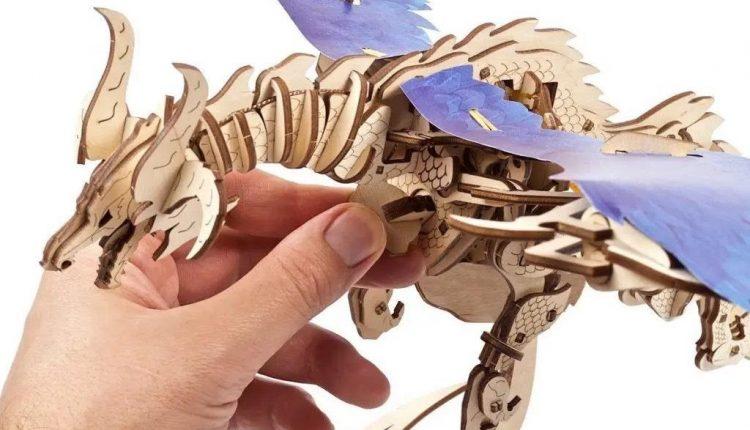 UGears Wooden Models-2